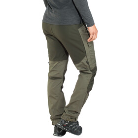 Lundhags Authentic II Pants Men Regular Forest Green/Dark Forest
